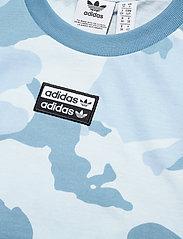adidas Originals - TANK TOP - topy sportowe - skytin/shablu/easblu - 2