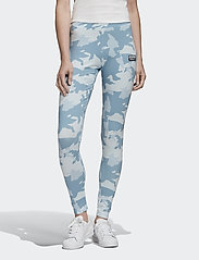 adidas Originals - TIGHTS - leggings - skytin/shablu/easblu - 0
