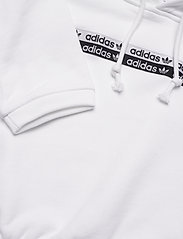 adidas Originals - CROPPED HOODIE - crop tops - white - 2