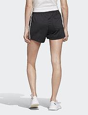 adidas Originals - 3 STR SHORT - træningsshorts - black/white - 3
