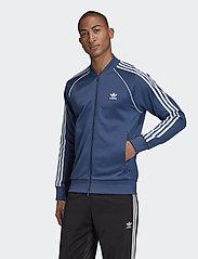 adidas Originals - SST TT - podstawowe bluzy - nmarin - 0