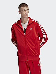 adidas Originals - FIREBIRD TT - basic-sweatshirts - lusred - 0