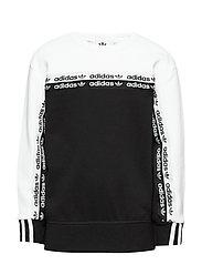CREW - BLACK/WHITE