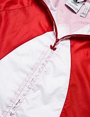 adidas Originals - BIG TREFOIL WB - athleisure jackets - lusred - 6