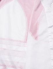 adidas Originals - BIG TREFOIL WB - athleisure jackets - lusred - 7