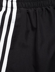 adidas Originals - 3 STRIPE SWIMS - badehosen - black - 6