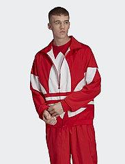 adidas Originals - BG TREFOIL TT - athleisure jackets - lusred - 0