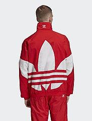 adidas Originals - BG TREFOIL TT - athleisure jackets - lusred - 4