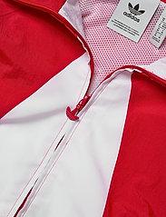 adidas Originals - BG TREFOIL TT - athleisure jackets - lusred - 5