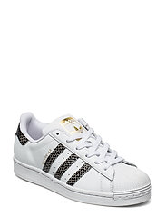 SUPERSTAR W - FTWWHT/CBLACK/GOLDMT