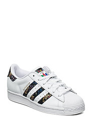 SUPERSTAR W - FTWWHT/CBLACK/RED