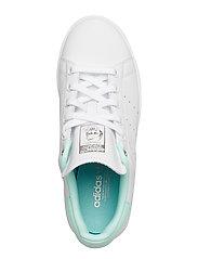 sold worldwide new photos the best adidas Originals Stan Smith W (Ftwwht/silvmt/clemin), (769.30 kr ...