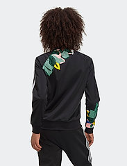 adidas Originals - TRACKTOP - svetarit - black - 3