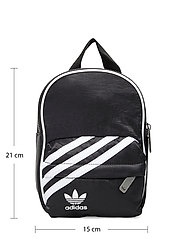 adidas Originals - BP MINI - training bags - black - 6