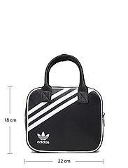 adidas Originals - BAG NYLON - trainingstassen - black - 5