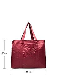 adidas Originals - SHOPPER - tote bags - legred - 5