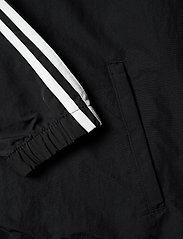 adidas Originals - CLASSICS ANORAK - anoraks - black/white - 3