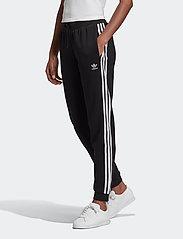adidas Originals - Slim Cuffed Pants W - trainingsbroek - black - 0
