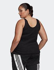 adidas Originals - TANK TOP - sportstopper - black/white - 3