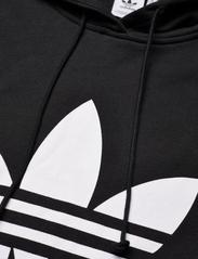 adidas Originals - TRF HOODIE - hupparit - black/white - 4