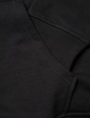 adidas Originals - TRF HOODIE - hupparit - black/white - 5