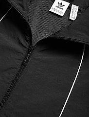 adidas Originals - LRG LOGO TT - kurtki sportowe - black/white - 2