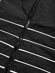 adidas Originals - LRG LOGO TT - kurtki sportowe - black/white - 4
