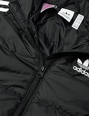 adidas Originals - PADDED JACKET - dunjakker & forede jakker - black/white - 7