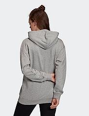 adidas Originals - HOODIE - hupparit - mgreyh - 3