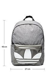adidas Originals - AC CLASSIC BP - sportsbagger - black/white - 5