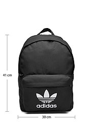 adidas Originals - AC CLASSIC BP - sportstasker - black - 4