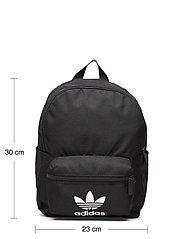 adidas Originals - SMALL AC BL BP - sac á dos - black - 5