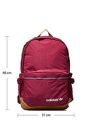 adidas Originals - PE MODERN BP - trainingstassen - cburgu/mesa - 5