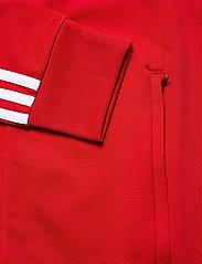 adidas Originals - Adicolor Classics Primeblue SST Track Jacket - basic sweatshirts - scarle/white - 5