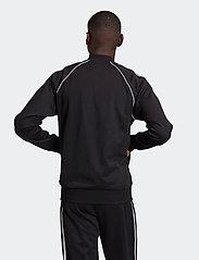 adidas Originals - Adicolor Classics Primeblue SST Track Jacket - basic sweatshirts - black/white - 3