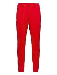 Adicolor Classics Primeblue SST Track Pants - SCARLE/WHITE