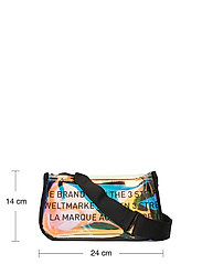 adidas Originals - Mini Airliner Bag - olkalaukut - transp - 5