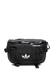 ADV WAISTBAG L - BLACK/WHITE