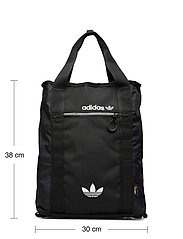adidas Originals - ADV TOTE - treenikassit - black/white - 4