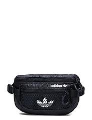 Adventure Waist Bag Small - BLACK/WHITE