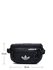 adidas Originals - Adventure Waist Bag Small - midjeveske - black/white - 5