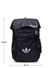 adidas Originals - ADV TOPLOADER S - treenikassit - black/white - 5