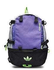 Adventure Cordura Backpack - HALSIL/PURPLE/SIGGNR