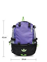 adidas Originals - Adventure Cordura Backpack - träningsväskor - halsil/purple/siggnr - 5