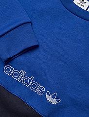adidas Originals - SPRT Collection Crew Sweatshirt - sweatshirts - royblu/legink - 2