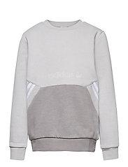 SPRT Collection Crew Sweatshirt - GRETWO/DOVGRY