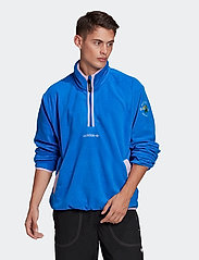adidas Originals - Adventure Polar Fleece Half-Zip Sweatshirt - podstawowe bluzy - globlu - 0