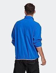 adidas Originals - Adventure Polar Fleece Half-Zip Sweatshirt - podstawowe bluzy - globlu - 4