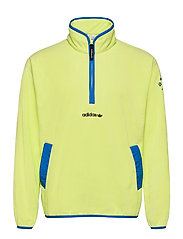 Adventure Polar Fleece Half-Zip Sweatshirt - SEFRYE