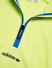 adidas Originals - Adventure Polar Fleece Half-Zip Sweatshirt - podstawowe bluzy - sefrye - 5